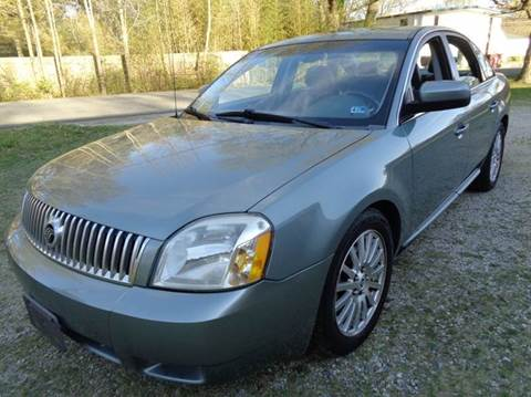 2007 Mercury Montego for sale at Liberty Motors in Chesapeake VA