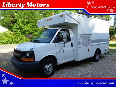 2005 Chevrolet Express Cutaway for sale in Chesapeake, VA