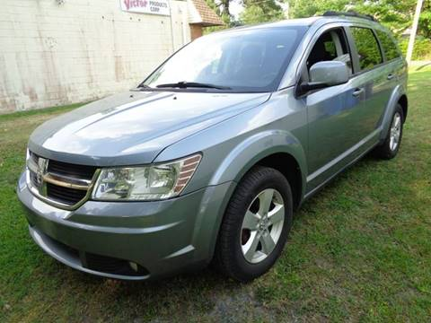 2010 Dodge Journey for sale at Liberty Motors in Chesapeake VA