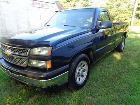 2007 Chevrolet Silverado 1500 Classic for sale in Chesapeake, VA