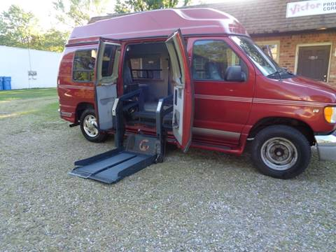 2002 Ford E-Series Chassis for sale in Chesapeake, VA