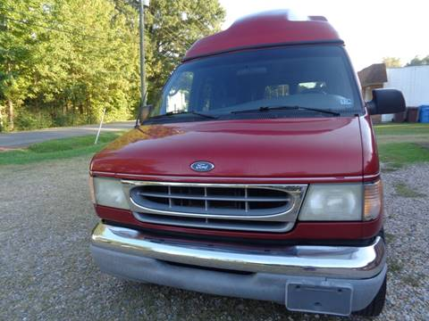 2002 Ford E-Series Chassis