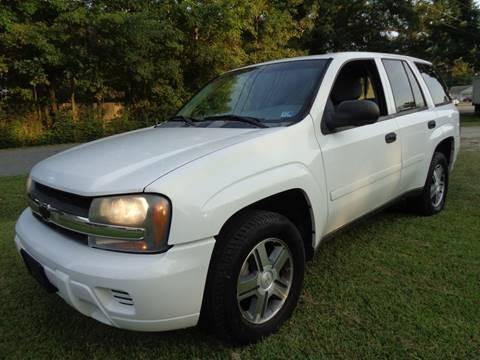 2007 Chevrolet TrailBlazer for sale in Chesapeake, VA