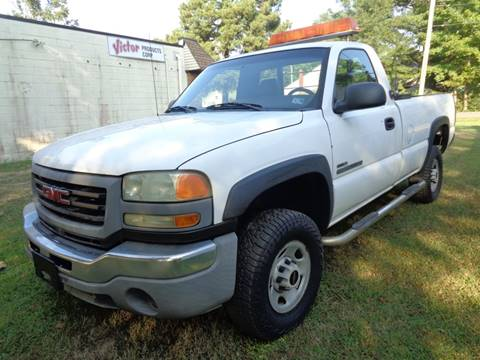 2004 GMC Sierra 2500HD for sale in Chesapeake, VA