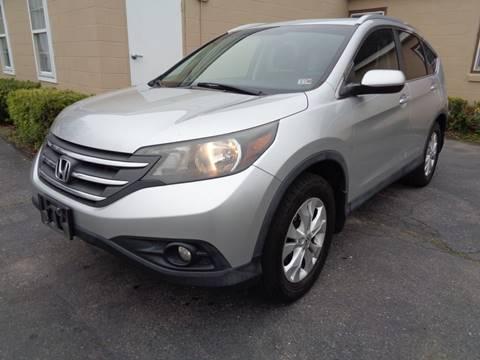 2012 Honda CR-V for sale at Liberty Motors in Chesapeake VA