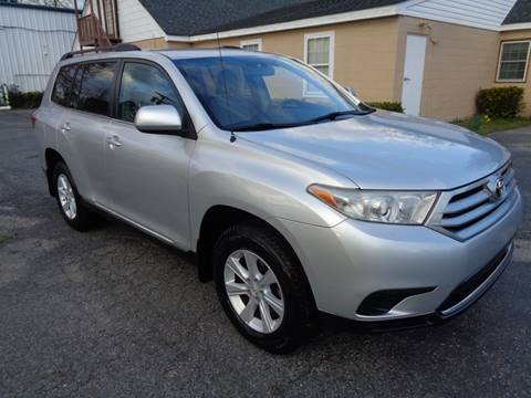 2011 Toyota Highlander for sale at Liberty Motors in Chesapeake VA