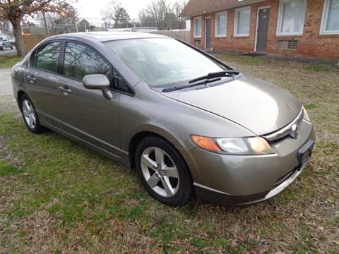 2006 Honda Civic for sale at Liberty Motors in Chesapeake VA