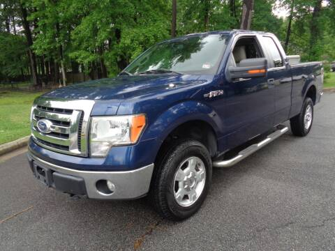 2010 Ford F-150 FX4 for sale at Liberty Motors in Chesapeake VA