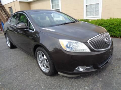 2012 Buick Verano for sale at Liberty Motors in Chesapeake VA