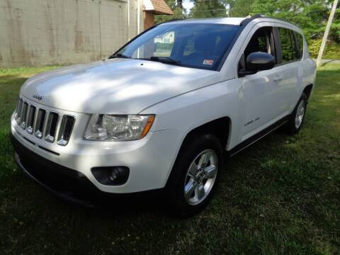 2013 Jeep Compass Sport for sale at Liberty Motors in Chesapeake VA