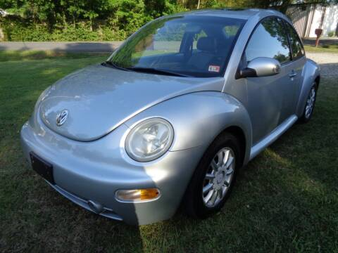 2005 Volkswagen New Beetle for sale at Liberty Motors in Chesapeake VA