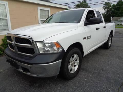 2016 RAM Ram Pickup 1500 for sale at Liberty Motors in Chesapeake VA