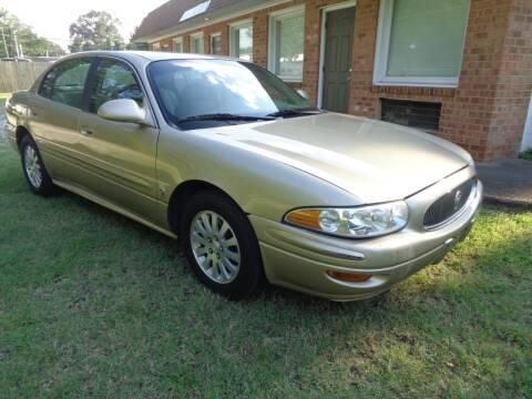 2005 Buick LeSabre for sale at Liberty Motors in Chesapeake VA