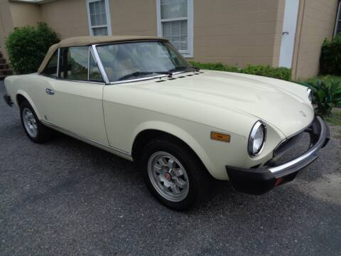 1982 FIAT 2000 for sale at Liberty Motors in Chesapeake VA