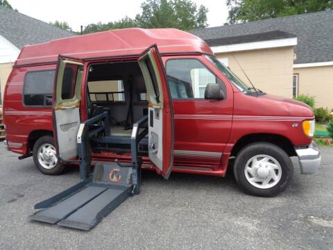 2002 Ford E-Series Chassis for sale at Liberty Motors in Chesapeake VA