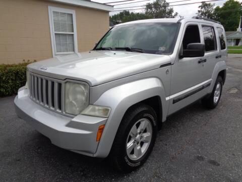 2009 Jeep Liberty for sale at Liberty Motors in Chesapeake VA