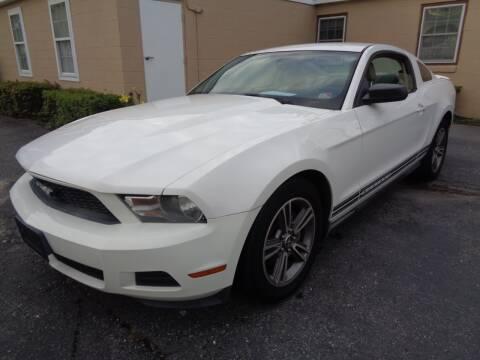 2010 Ford Mustang for sale at Liberty Motors in Chesapeake VA