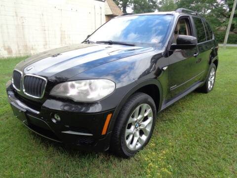 2012 BMW X5 for sale at Liberty Motors in Chesapeake VA