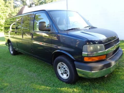 2011 Chevrolet Express Passenger for sale at Liberty Motors in Chesapeake VA