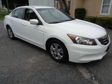 2011 Honda Accord for sale at Liberty Motors in Chesapeake VA