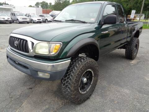 2003 Toyota Tacoma for sale at Liberty Motors in Chesapeake VA