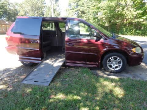 2002 Dodge Grand Caravan for sale at Liberty Motors in Chesapeake VA