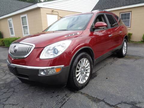 2010 Buick Enclave for sale at Liberty Motors in Chesapeake VA