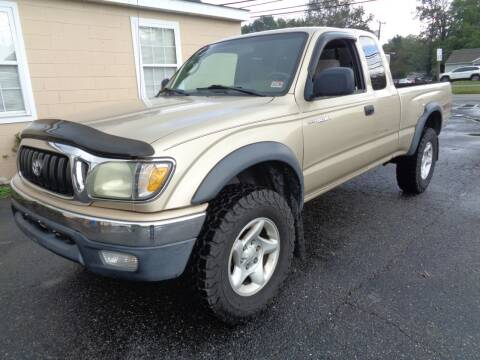 2004 Toyota Tacoma for sale at Liberty Motors in Chesapeake VA