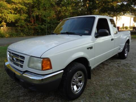 2001 Ford Ranger for sale at Liberty Motors in Chesapeake VA