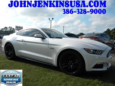 2017 Ford Mustang for sale in Palatka, FL