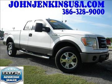 2009 Ford F-150 | 109422 Miles $16890 & JOHN JENKINS INC - Used Cars - PALATKA FL Dealer markmcfarlin.com