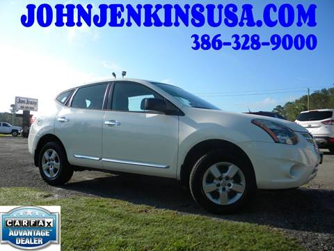2014 Nissan Rogue Select for sale in Palatka, FL
