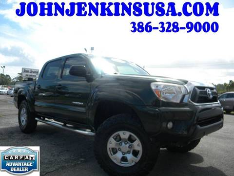 2013 Toyota Tacoma for sale in Palatka, FL