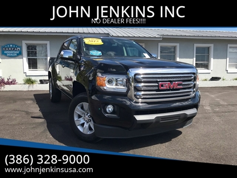 2015 GMC Canyon for sale in Palatka, FL