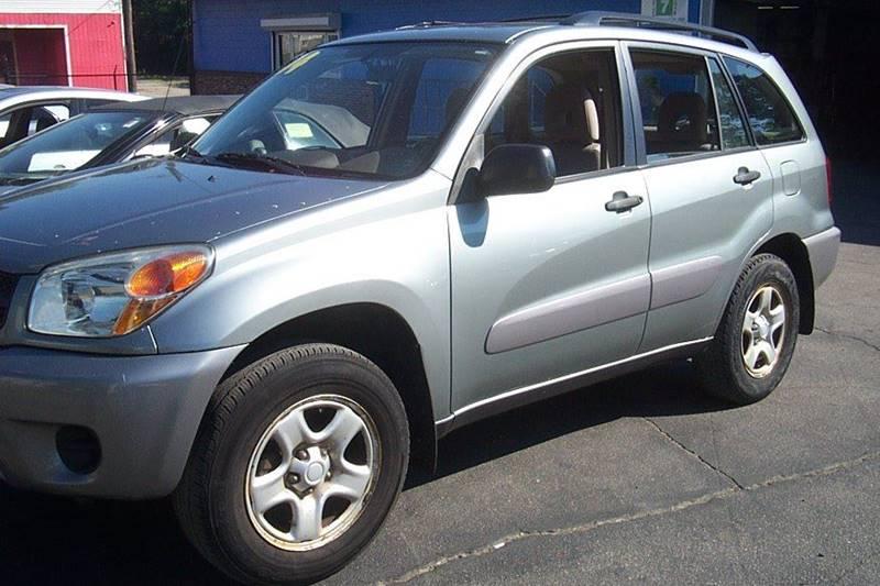 2004 Toyota RAV4 for sale at BAR Auto Sales in Brockton MA