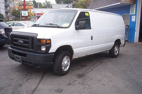 2008 Ford E-Series Cargo for sale in Brockton, MA