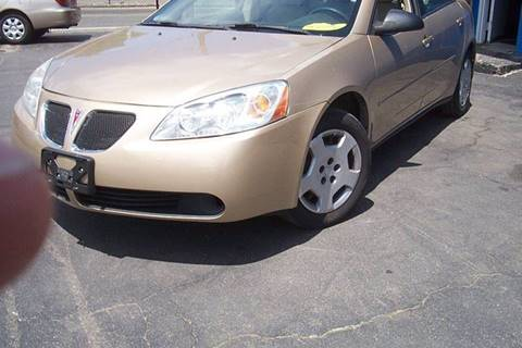 2006 Pontiac G6 for sale in Brockton, MA