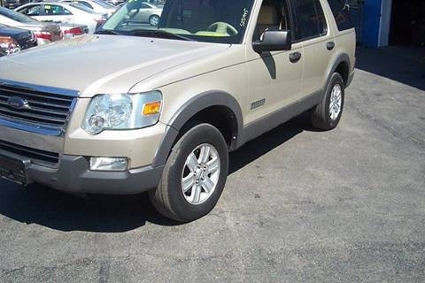2006 Ford Explorer for sale at BAR Auto Sales in Brockton MA