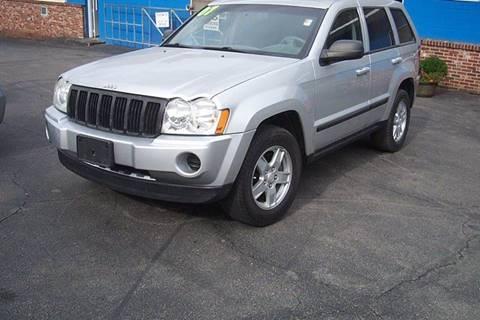 2007 Jeep Grand Cherokee for sale in Brockton, MA