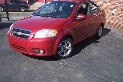2010 Chevrolet Aveo for sale in Brockton MA