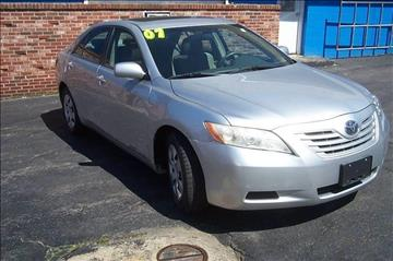 2007 Toyota Camry for sale in Brockton, MA