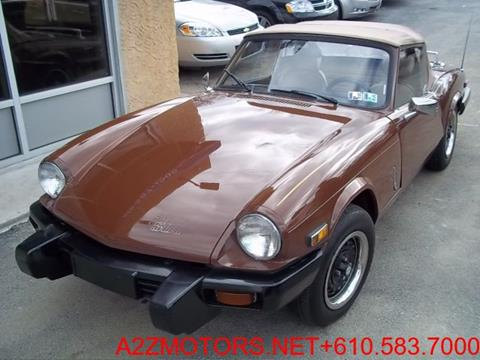 1980 Triumph Spitfire for sale in Sharon Hill, PA