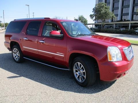 2013 GMC Yukon XL for sale in Dallas, TX