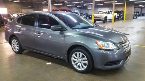 2015 Nissan Sentra for sale in Dallas, TX