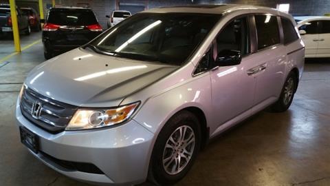 2012 Honda Odyssey for sale in Dallas, TX