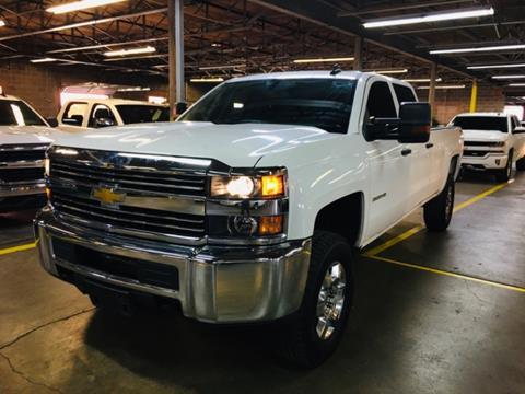 2015 Chevrolet Silverado 2500HD for sale in Dallas, TX