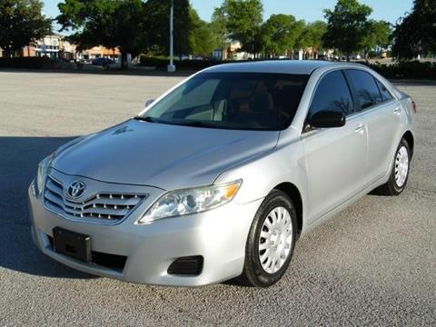 2010 Toyota Camry For Sale >> Used 2010 Toyota Camry For Sale In Texas Carsforsale Com