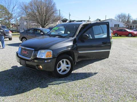 2007 GMC Envoy for sale in Elizabeth City, NC