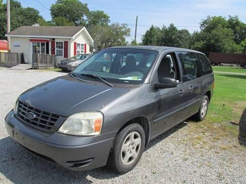 2005 Ford Freestar for sale in Elizabeth City, NC