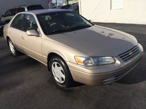 Used 1997 Toyota Camry For Sale Carsforsale Com